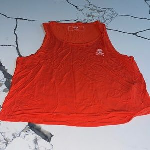 Like new SoulCycle Cropped Sleeveless Top S
